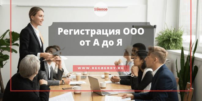 Инструкция по открытию ООО для начинающих в 2020 году