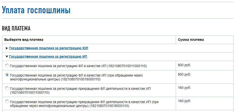 Регистрация ип в любом городе заполнение декларации 3 ндфл вычет на лечение