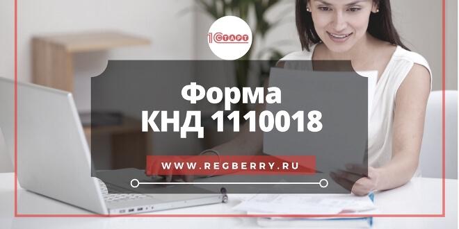 КНД 1110018