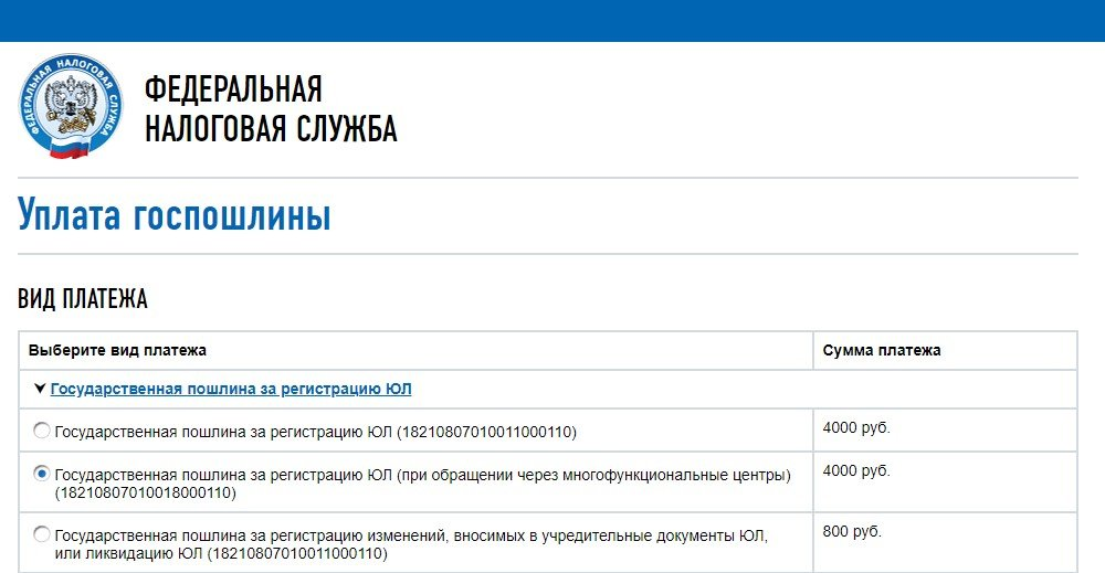 Регистрация ооо за деньги узнать результат о регистрации ип